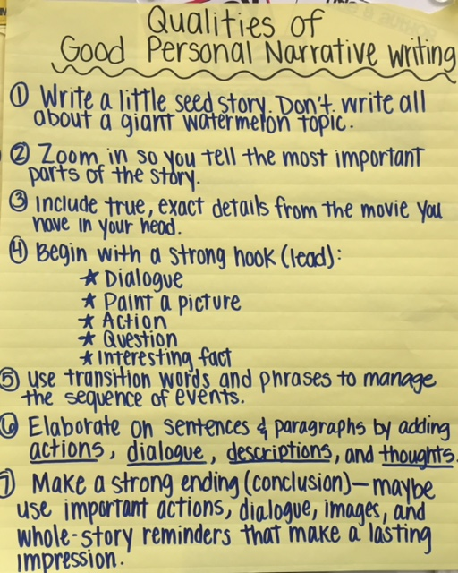 8 qualities of a narrative essay - you can use narrative as a brainstorming technique to generate ideas for future essays, regardless of the type of essay you are writing - you can employ narrative writing, even in expository and argumentative contexts, to introduce your essays and to provide supporting evidence for your body paragraphs .